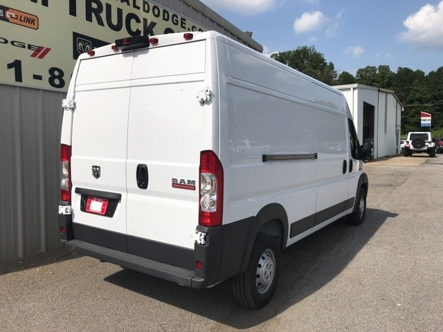 2018 ProMaster 2500 High Roof FWD,  Empty Cargo Van #18690 - photo 5