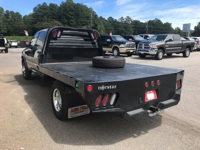 2018 Ram 3500 Crew Cab DRW 4x4,  Norstar Platform Body #18706 - photo 6