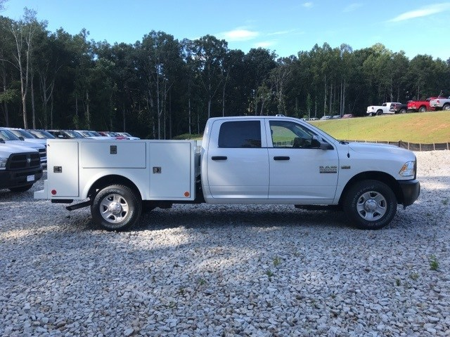 2018 Ram 2500 Crew Cab 4x2,  Warner Service Body #18726 - photo 3