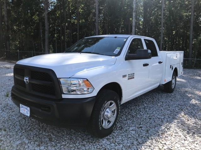 2018 Ram 2500 Crew Cab 4x2,  Warner Service Body #18726 - photo 28