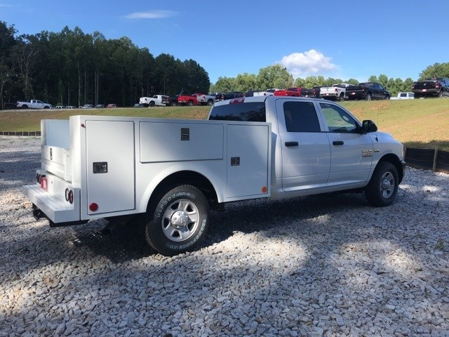 2018 Ram 2500 Crew Cab 4x2,  Warner Service Body #18726 - photo 2