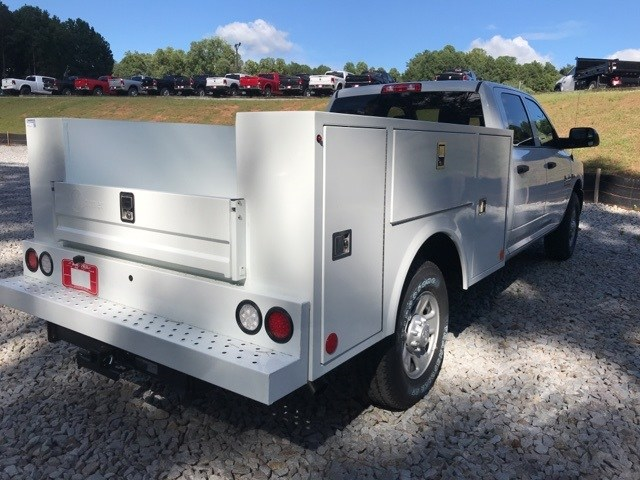 2018 Ram 2500 Crew Cab 4x2,  Warner Service Body #18726 - photo 5