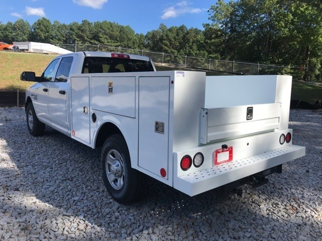 2018 Ram 2500 Crew Cab 4x2,  Warner Service Body #18726 - photo 7