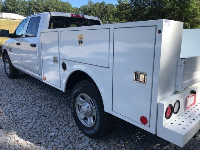 2018 Ram 2500 Crew Cab 4x2,  Warner Service Body #18726 - photo 8