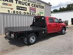 2018 Ram 3500 Crew Cab DRW 4x4,  CM Truck Beds Platform Body #18747 - photo 1