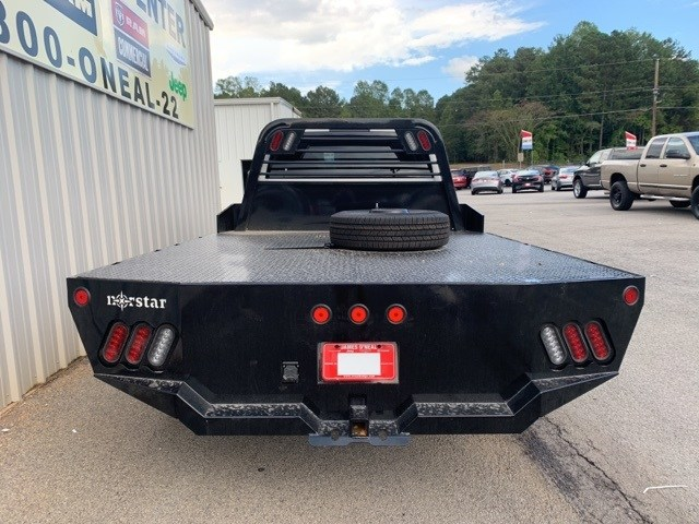2018 Ram 3500 Crew Cab DRW 4x4,  Norstar Platform Body #18768 - photo 5