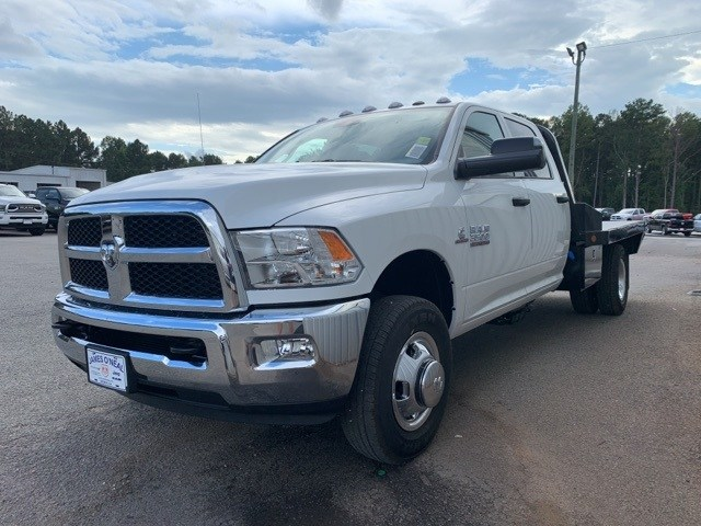 2018 Ram 3500 Crew Cab DRW 4x4,  Norstar Platform Body #18768 - photo 28
