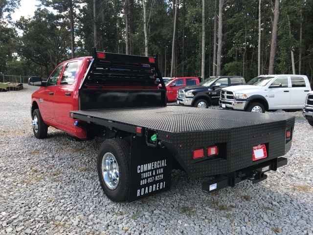 2018 Ram 3500 Crew Cab DRW 4x4,  Commercial Truck & Van Equipment Platform Body #18770 - photo 6