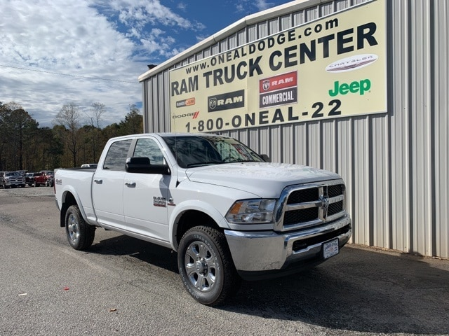 2018 Ram 2500 Crew Cab 4x4,  Pickup #18912 - photo 1