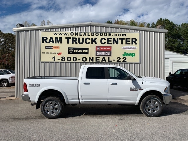 2018 Ram 2500 Crew Cab 4x4,  Pickup #18912 - photo 3