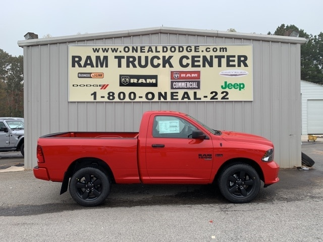 2019 Ram 1500 Regular Cab 4x2,  Pickup #19096 - photo 3