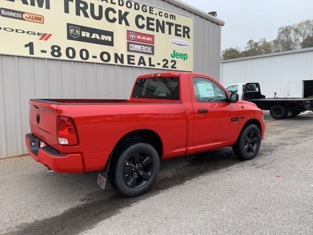 2019 Ram 1500 Regular Cab 4x2,  Pickup #19096 - photo 2