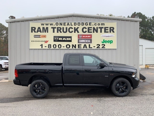 2019 Ram 1500 Quad Cab 4x4,  Pickup #19097 - photo 3