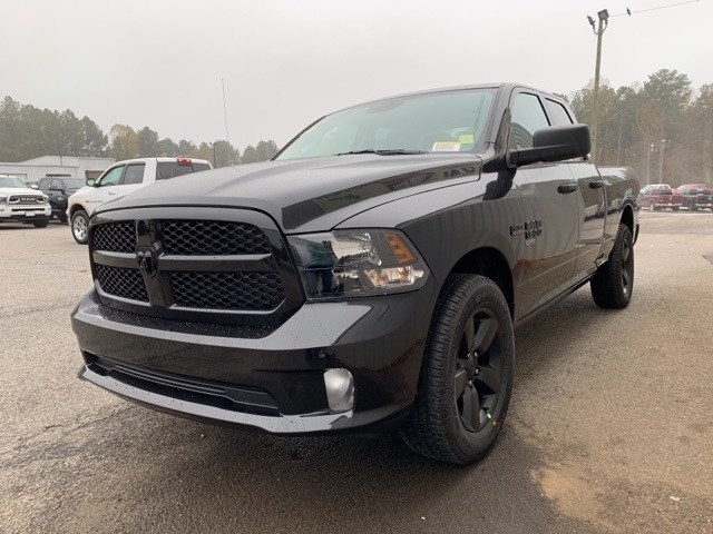 2019 Ram 1500 Quad Cab 4x4,  Pickup #19097 - photo 28