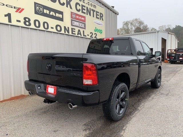 2019 Ram 1500 Quad Cab 4x4,  Pickup #19097 - photo 4