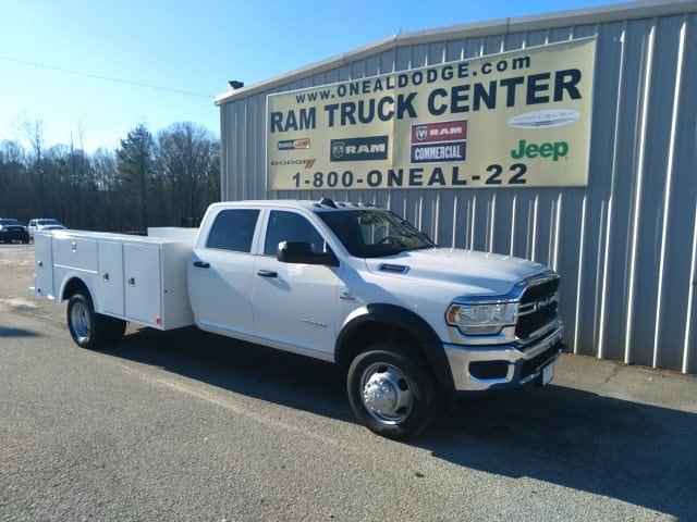 2021 Ram 4500 Crew Cab DRW 4x4, Commercial Truck & Van Equipment Service Body #21152 - photo 1