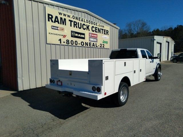 2021 Ram 4500 Crew Cab DRW 4x4, Warner Service Body #21157 - photo 1