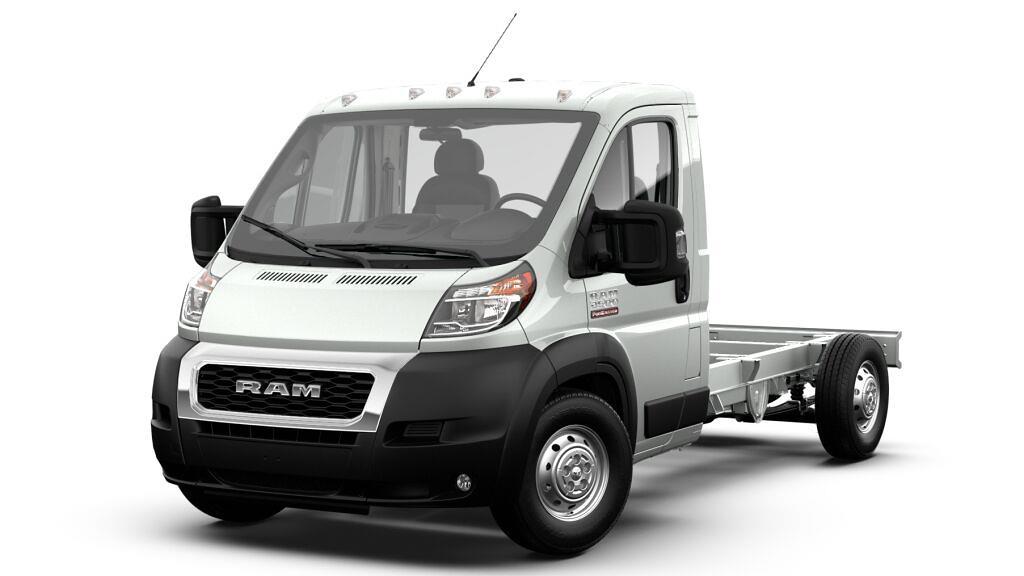 2021 Ram ProMaster 3500 Standard Roof FWD, Cutaway #21434 - photo 1