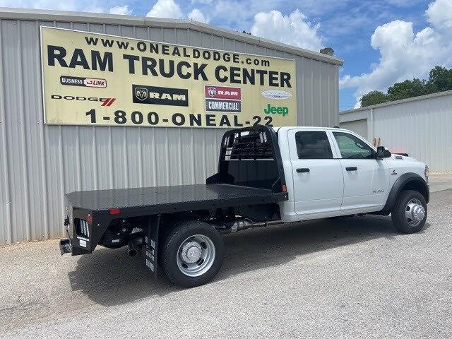 2021 Ram 4500 Crew Cab DRW 4x4, CM Truck Beds Platform Body #21487 - photo 1