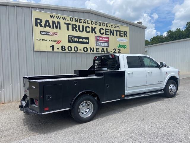 2021 Ram 3500 Crew Cab DRW 4x4, Bedrock Hauler Body #21398 - photo 1