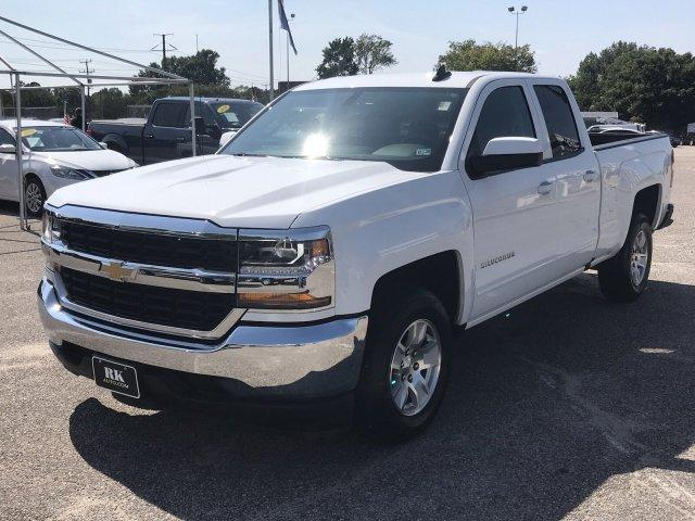 2018 Silverado 1500 Double Cab 4x2,  Pickup #15602PE - photo 4