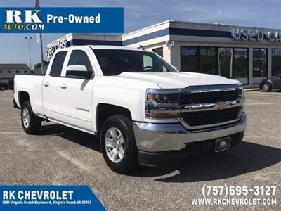 2018 Silverado 1500 Double Cab 4x2,  Pickup #15602PE - photo 1