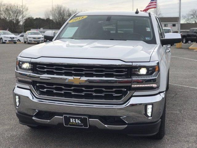 2018 Silverado 1500 Crew Cab 4x4, Pickup #15805P - photo 11