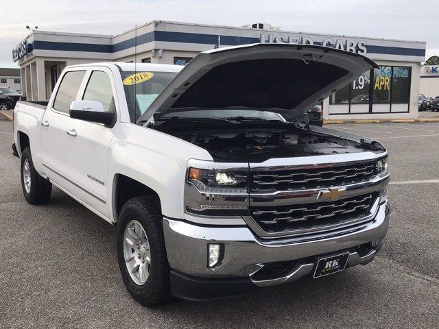 2018 Silverado 1500 Crew Cab 4x4, Pickup #15805P - photo 49