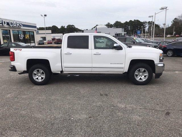 2018 Silverado 1500 Crew Cab 4x4, Pickup #15805P - photo 8
