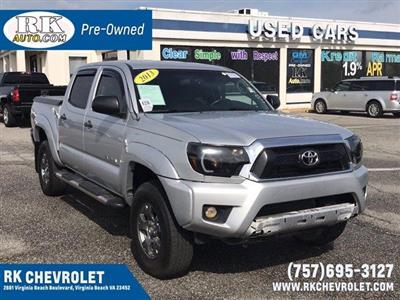 2013 Tacoma Double Cab 4x2, Pickup #15925P - photo 1