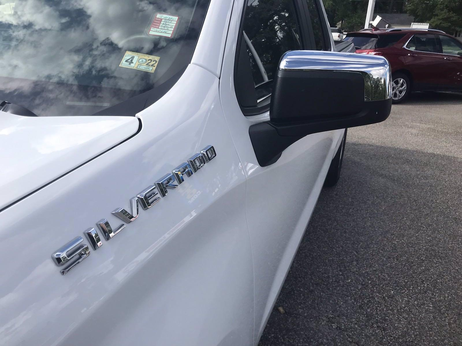 2020 Chevrolet Silverado 1500 Double Cab 4x2, Pickup #16402PN - photo 13