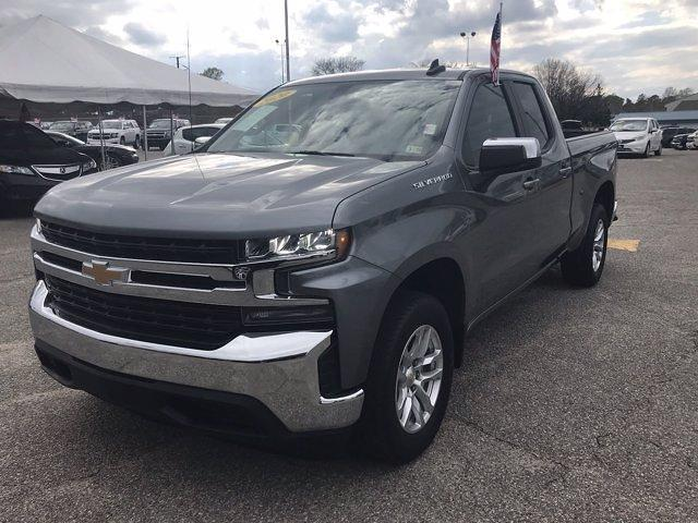 2020 Chevrolet Silverado 1500 Double Cab 4x2, Pickup #16409PE - photo 5