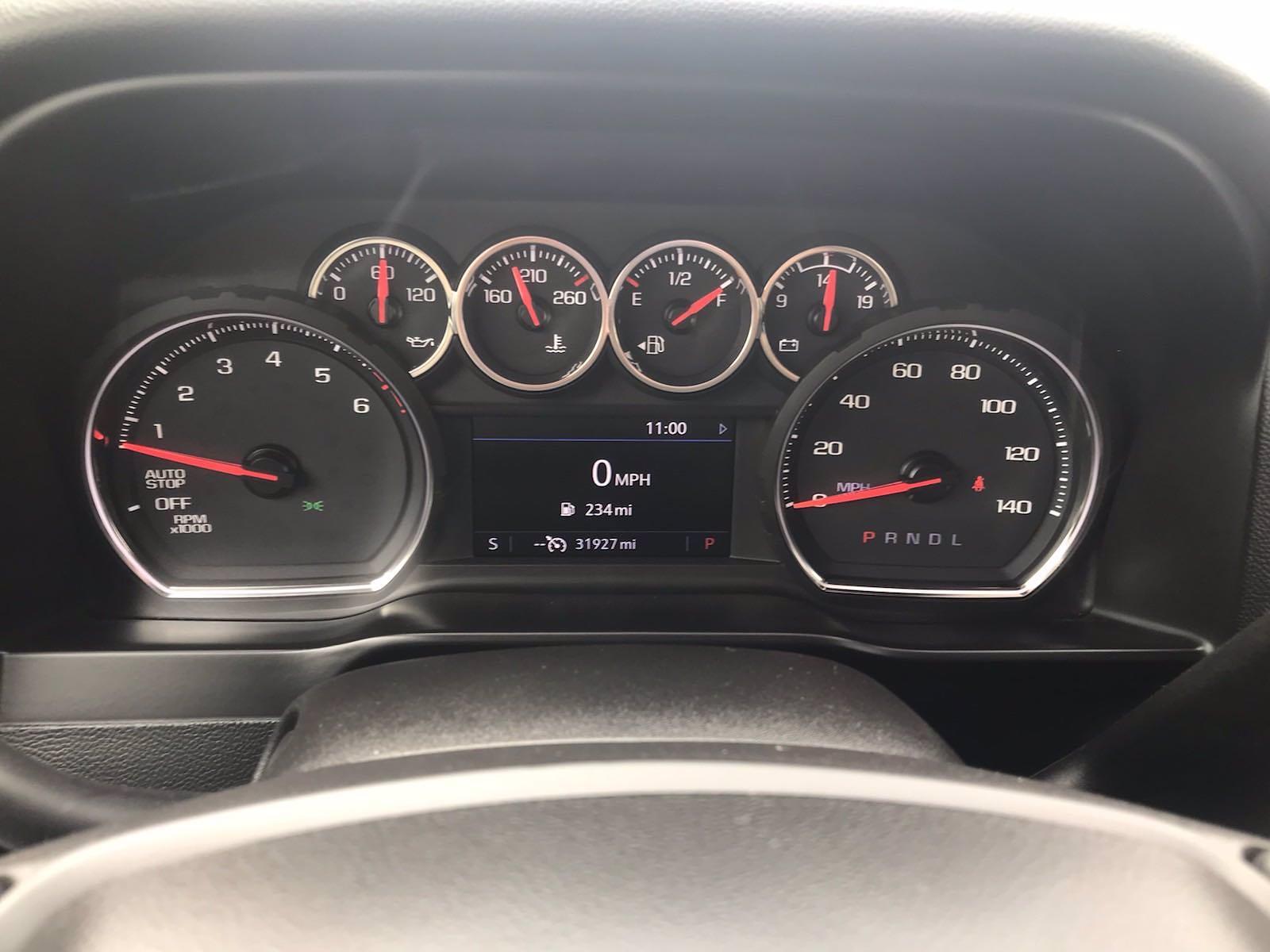 2020 Chevrolet Silverado 1500 Double Cab 4x2, Pickup #16432PN - photo 29