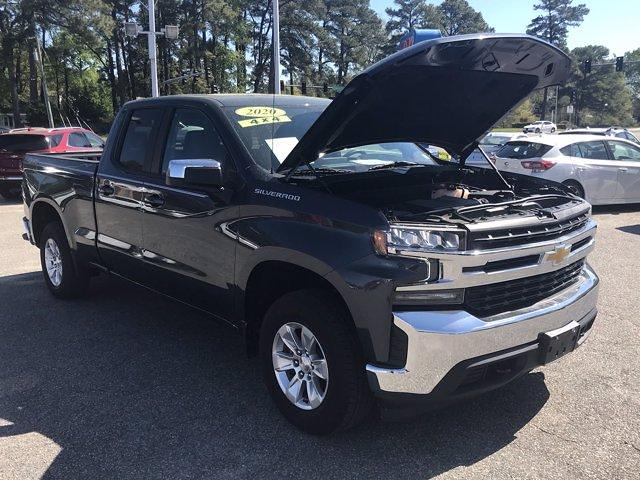 2020 Chevrolet Silverado 1500 Double Cab 4x4, Pickup #16442PN - photo 39