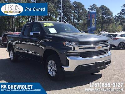 2020 Chevrolet Silverado 1500 Double Cab 4x4, Pickup #16442PN - photo 1