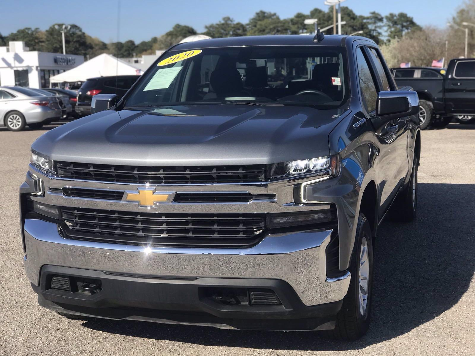 2020 Chevrolet Silverado 1500 Crew Cab 4x4, Pickup #16450P - photo 11