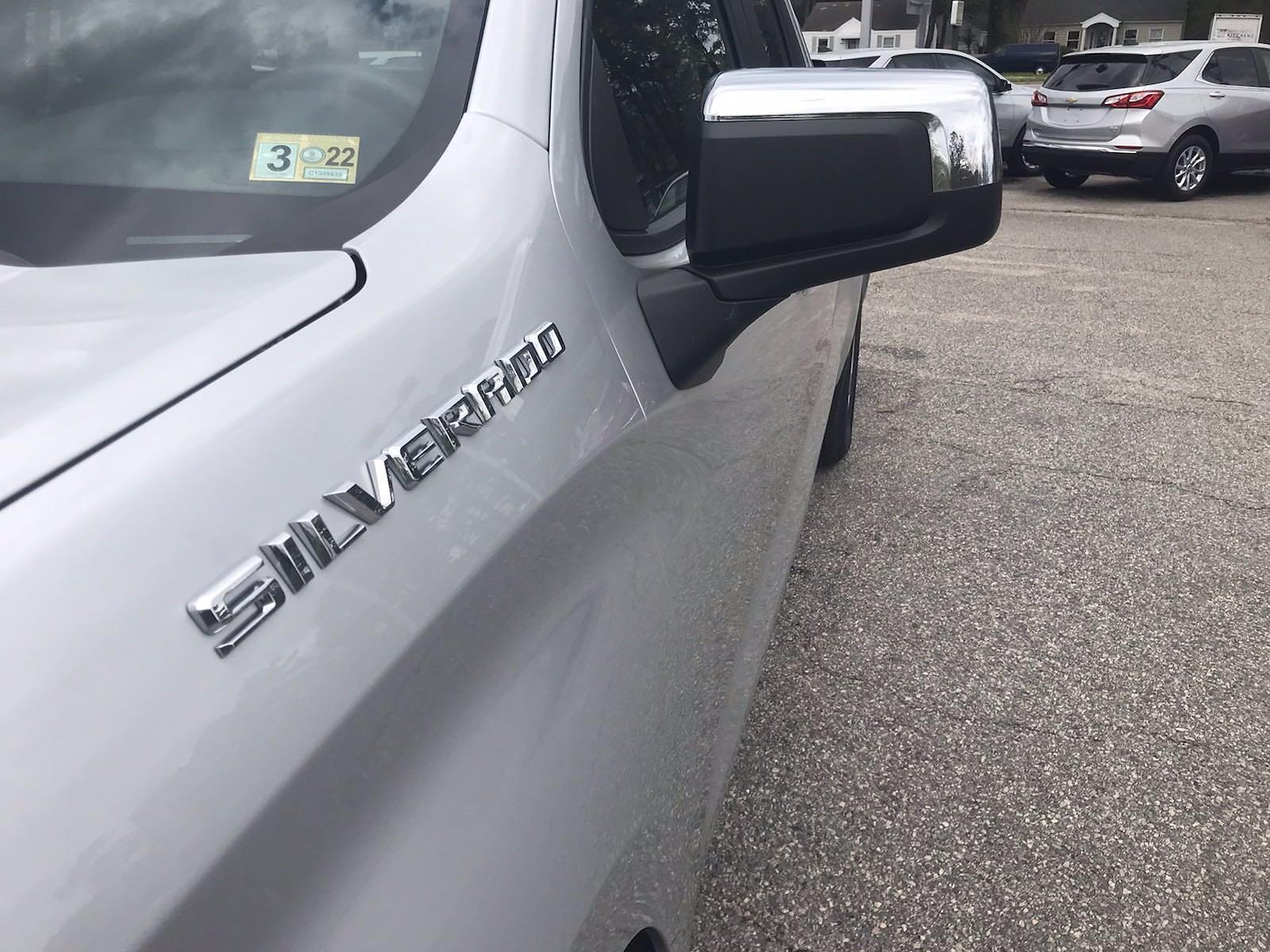 2020 Chevrolet Silverado 1500 Double Cab 4x4, Pickup #16453PN - photo 10