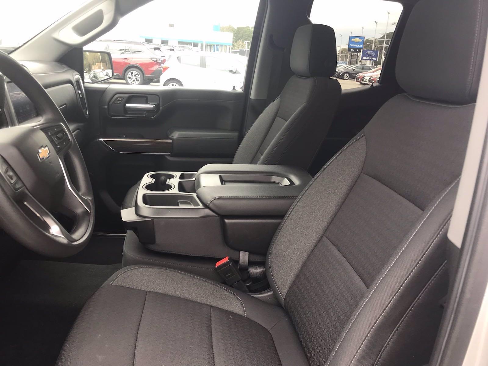 2020 Chevrolet Silverado 1500 Double Cab 4x4, Pickup #16453PN - photo 24