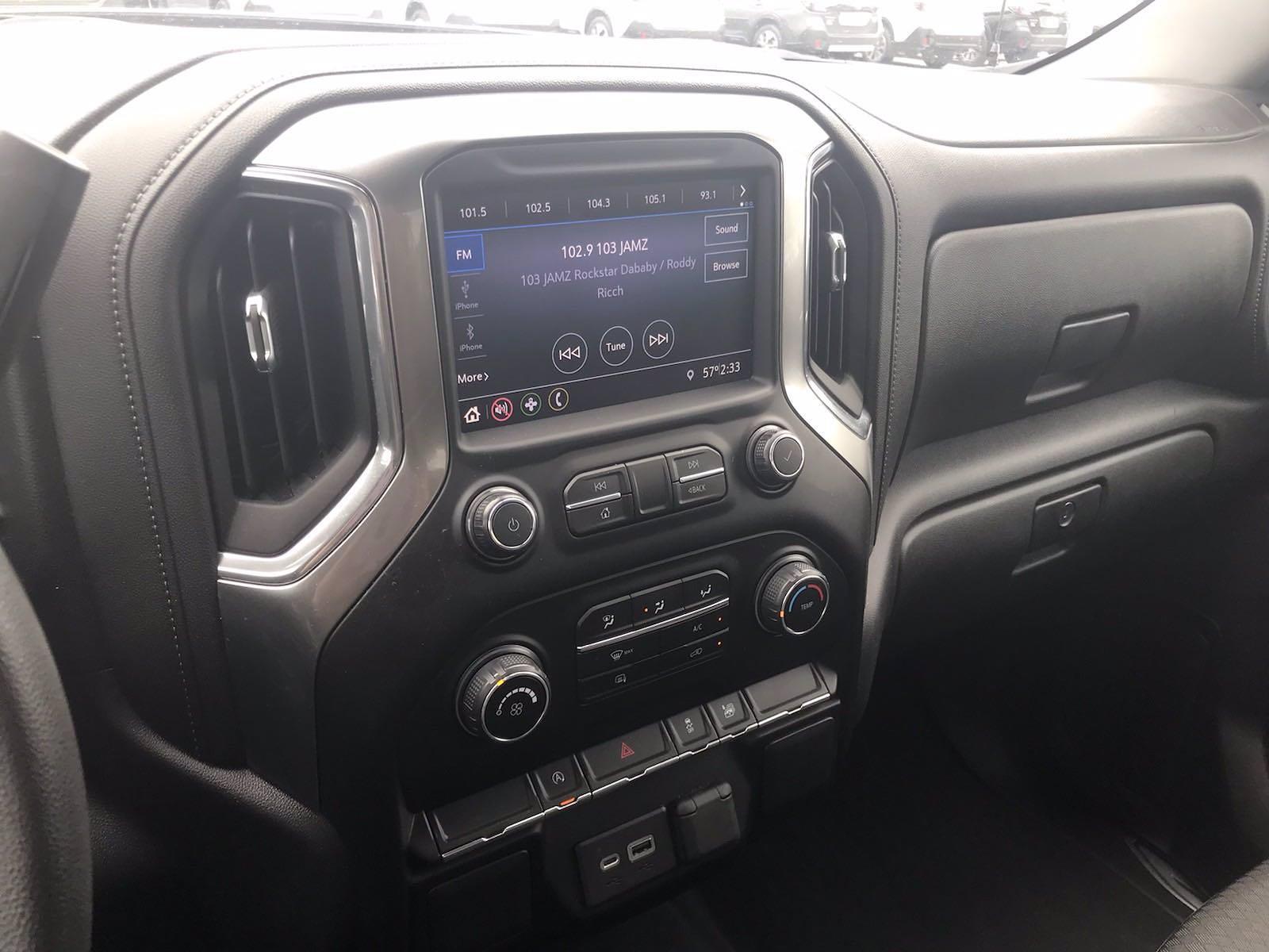 2020 Chevrolet Silverado 1500 Double Cab 4x4, Pickup #16453PN - photo 32