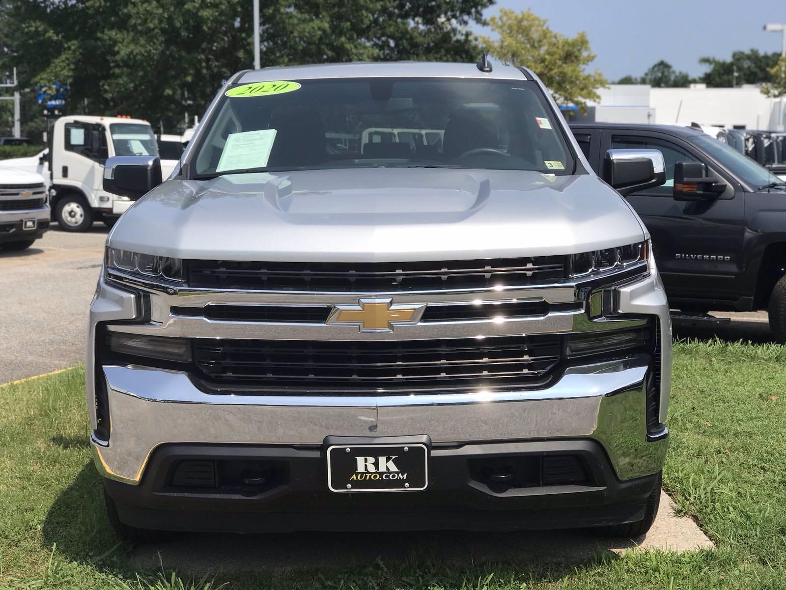2020 Chevrolet Silverado 1500 Double Cab 4x4, Pickup #16453PN - photo 50