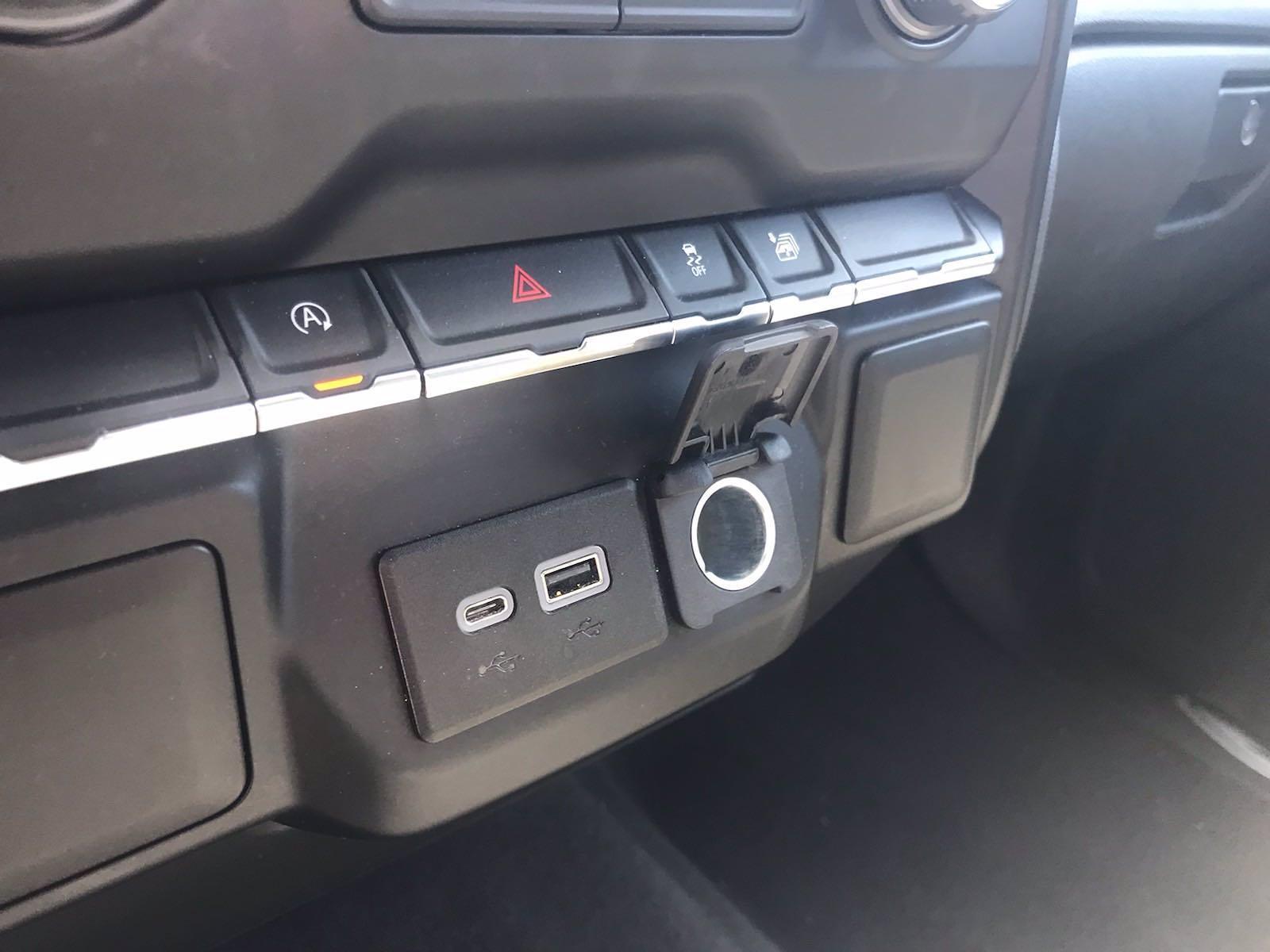 2020 Chevrolet Silverado 1500 Double Cab 4x4, Pickup #16457PN - photo 37