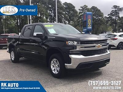 2020 Chevrolet Silverado 1500 Crew Cab 4x4, Pickup #16458PN - photo 1
