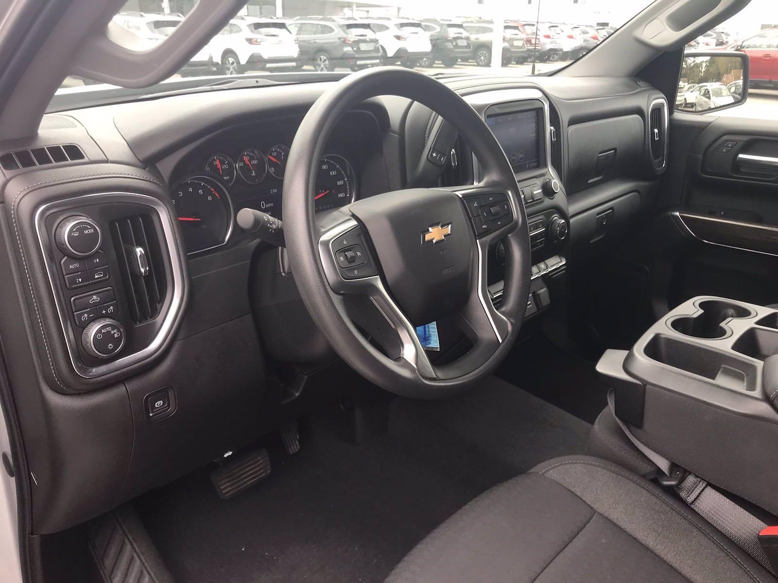 2020 Chevrolet Silverado 1500 Double Cab 4x4, Pickup #16461PN - photo 24