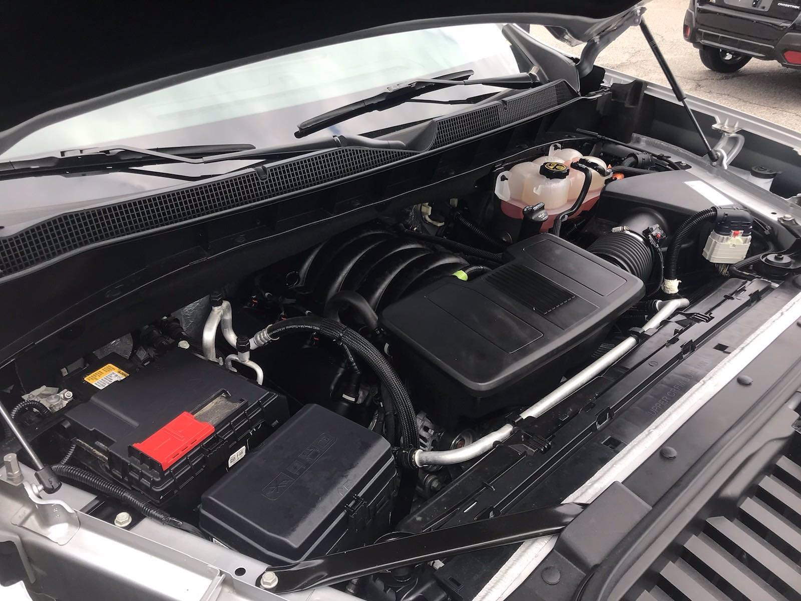 2020 Chevrolet Silverado 1500 Double Cab 4x4, Pickup #16461PN - photo 46