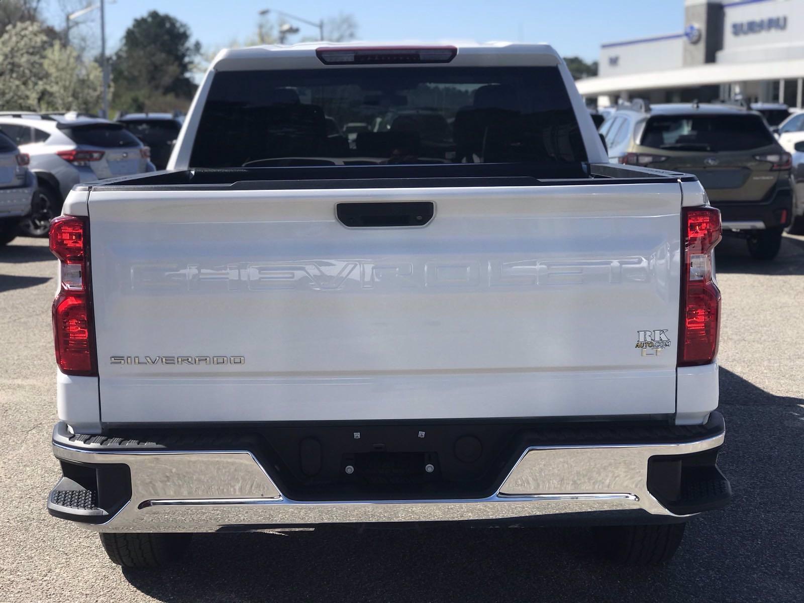 2020 Chevrolet Silverado 1500 Crew Cab 4x4, Pickup #16464PN - photo 8
