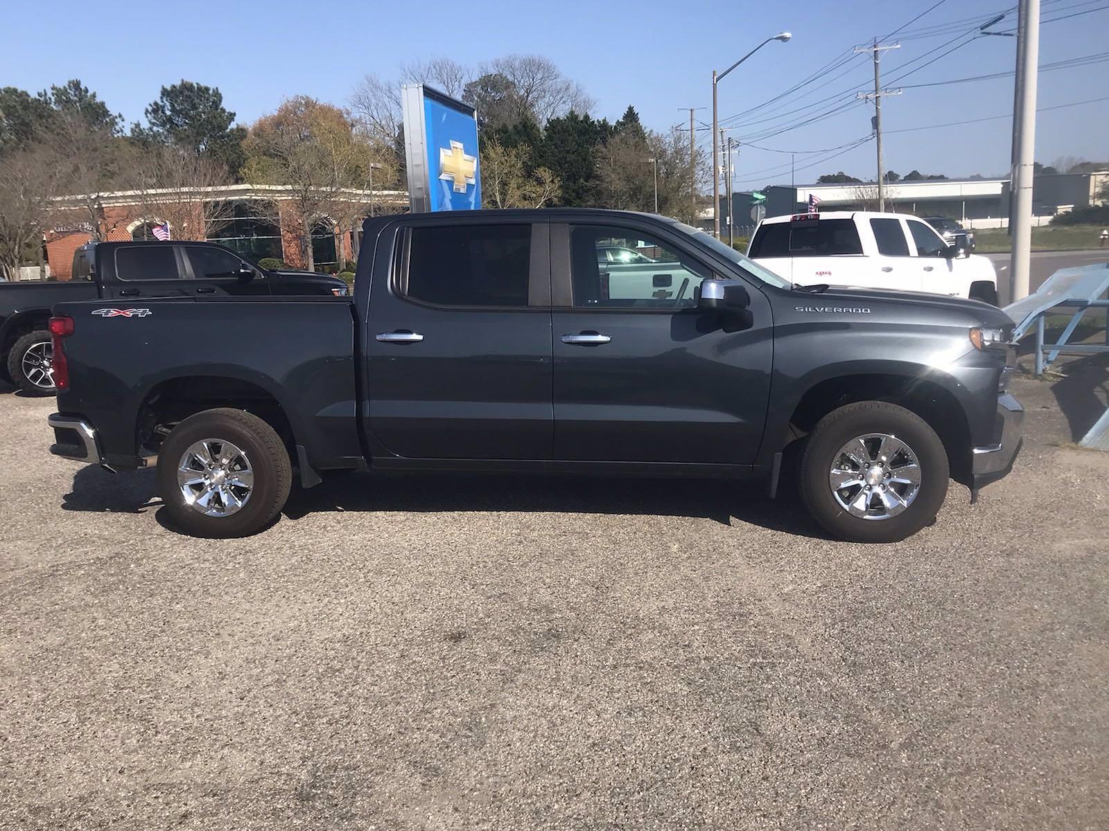 2020 Chevrolet Silverado 1500 Crew Cab 4x4, Pickup #16465P - photo 8