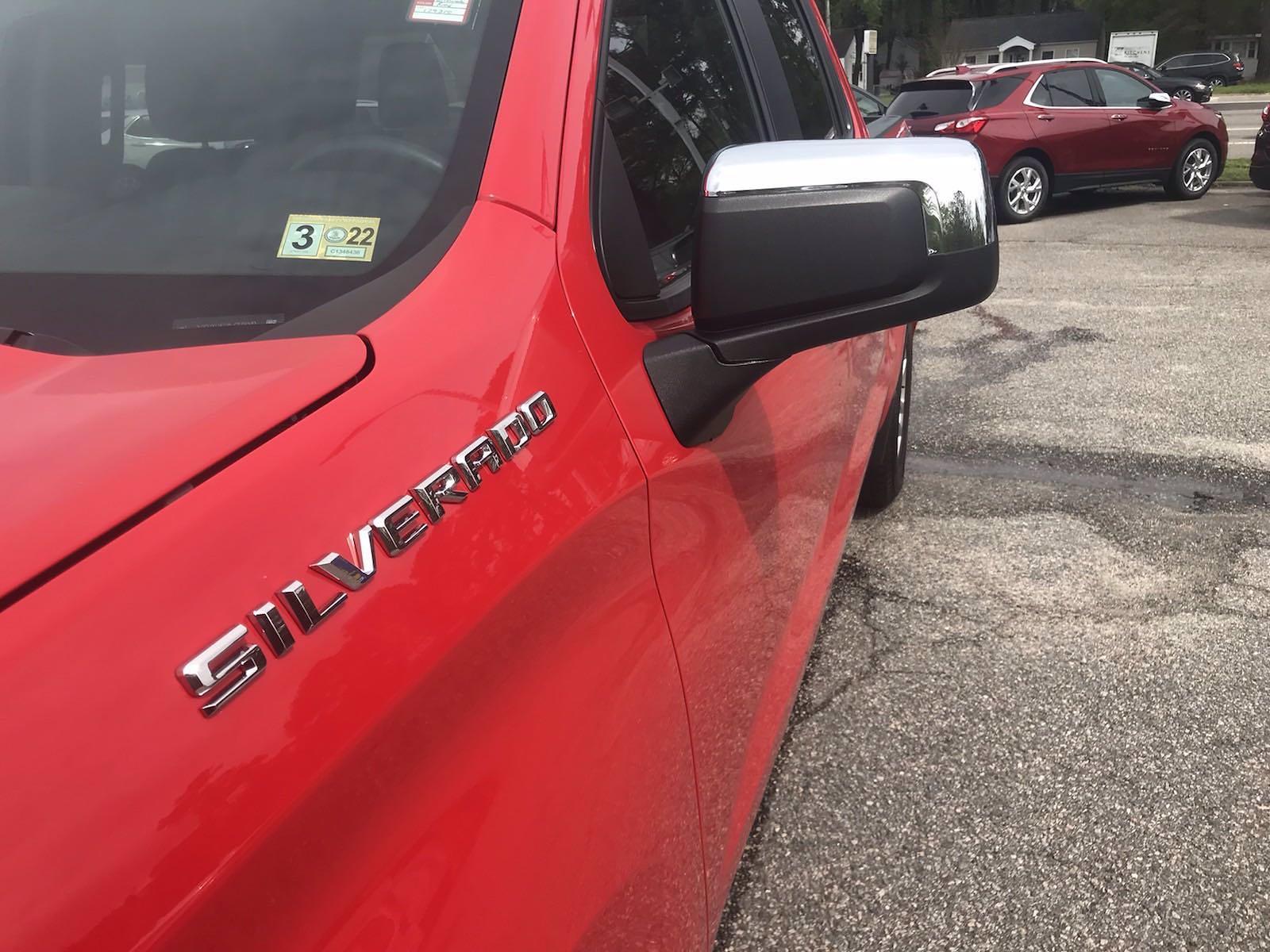 2020 Chevrolet Silverado 1500 Crew Cab 4x4, Pickup #16466PN - photo 13