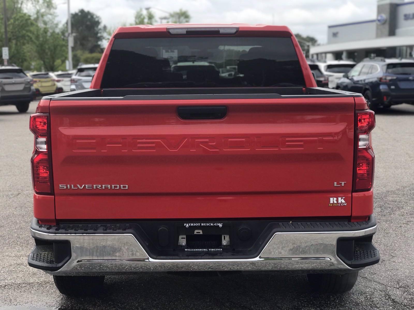 2020 Chevrolet Silverado 1500 Crew Cab 4x4, Pickup #16466PN - photo 8