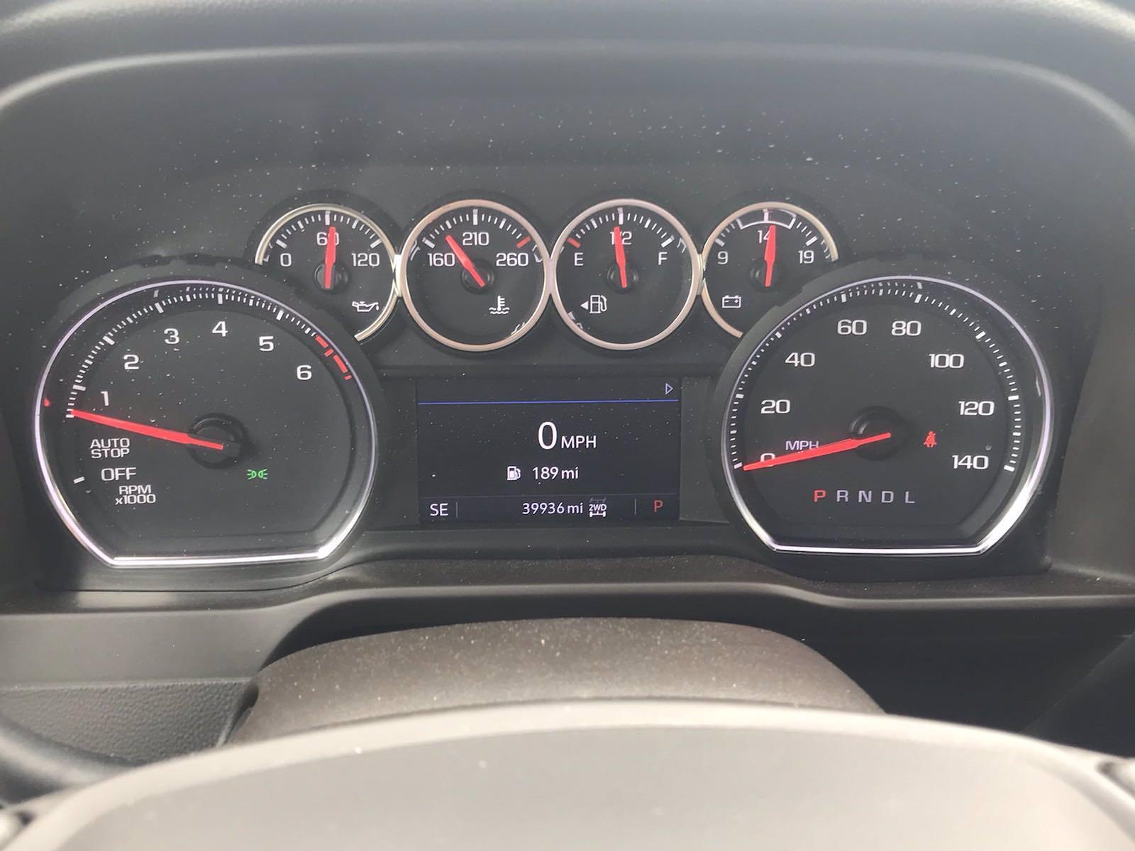 2020 Chevrolet Silverado 1500 Crew Cab 4x4, Pickup #16467P - photo 28