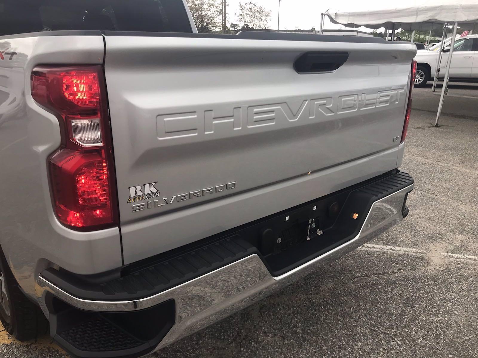 2020 Chevrolet Silverado 1500 Crew Cab 4x4, Pickup #16468P - photo 15